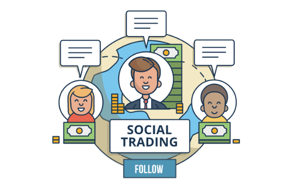 Secret Social Trading Guide Finance Illustrated